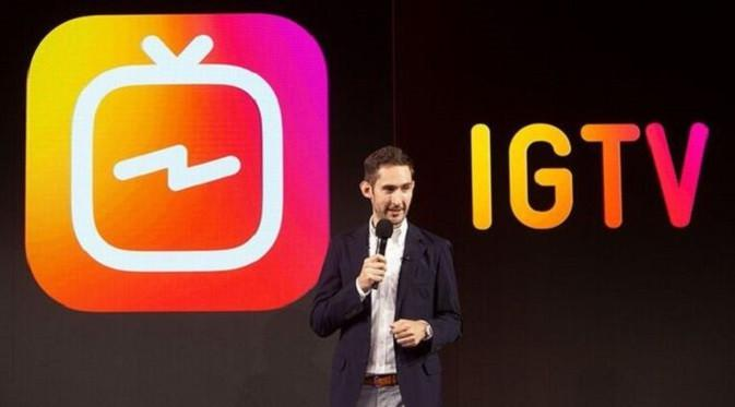 Pendiri dan CEO Instagram, Kevin Systrom. (Foto: Instagram)