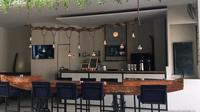 Salah satu kedai kopi di Jakarta Timur, Bartel Coffee, yang buka di tengah pandemi Covid-19. (Liputan6.com/Putu Elmira)