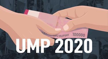 UMP 2020 akan diputuskan per 1 November 2019 sementara UMK diumumkan 21 November 2019.