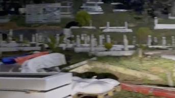 Viral Driver Grabfood Hendak Ambil Pesanan Makanan, Malah Tersesat di Kuburan