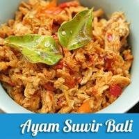 Ayam Suwir Bali (Foto: Kokuki Tv)