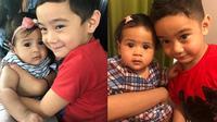 Rafathar dan Anak Caca Tengker (Instagram//raffinagita1717)