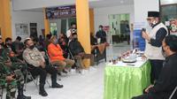 Wali Kota Malang Sutiaji mensosialisasikan aturan PSBB di Malang Raya yang rencananya mulai diberlakukan pada Minggu, 17 Mei 2020 (Humas Pemkot Malang)