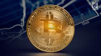 Ilustrasi Bitcoin (iStockPhoto)