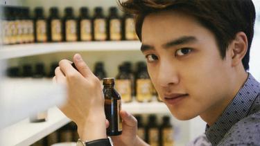 [Bintang] 8 Idol K-Pop Bersama Parfum Favoritnya