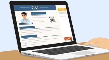 Ilustrasi Resume/ CV (Foto: themuse.com)