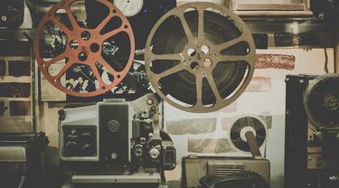 Ilustrasi bioskop film