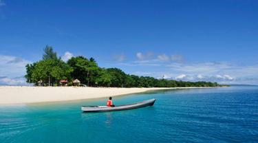 Pulau Morotai, Maluku Utara