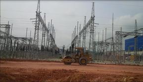 Pembangunan pembangkit listrik
