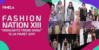 Highlights Trend Show Fashion Nation 2019