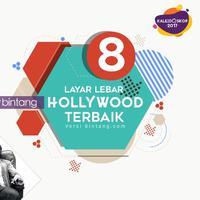 Kaleidoskop Bintang 2017: 8 Film Layar Lebar Hollywood Terbaik.  (Digital Imaging: Muhammad Iqbal Nurfajri/Bintang.com)