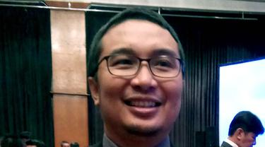 Ketua Umum IMI Pusat, Sadikin Aksa