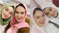 Potret Kompak Dian Nitami dan Aryani Fitriana. (Instagram/bu_deedee_)