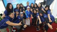 Tim Bandung bank bjb Pakuan menutup seri III putaran pertama Proliga 2018 dengan posisi posisi runner up.