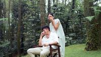 Raja Siregar, calon suami Alika adalah seorang fotografer. (Sumber: Insatgram/@rajaregar)