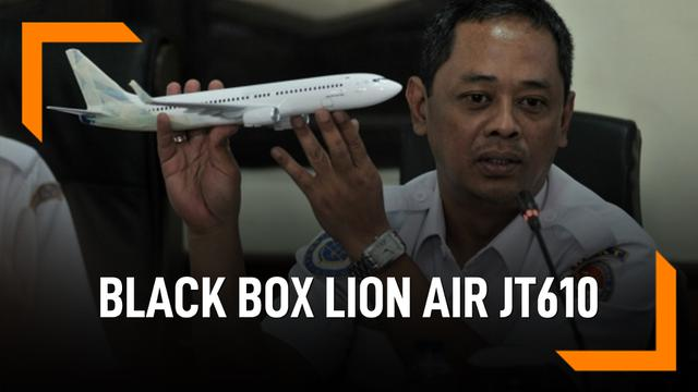 Fakta-fakta Investigasi di Black Box Lion Air JT610