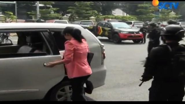 Polres Metro Jakarta Selatan siap kawal nasabah bank yang akan melakukan transaksi.