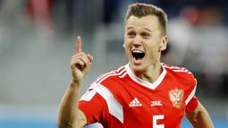 2. Denis Cheryshev (Rusia) - 3 Gol. (AP/Efrem Lukatsky)