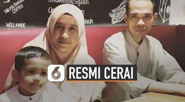 Ustadz Abdul Somad (UAS) resmi cerai dengan istrinya pada Selasa (3/12/2019).
