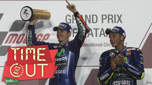 Pebalap Repsol Honda, Marc Marquez, meyakini Valentino Rossi tak akan mau membantu Maverick Vinales meraih titel MotoGP 2017.