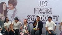 Launching Novel ILY From 38.000 Feet