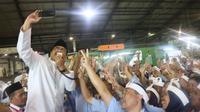 Calon Gurbernur Jawa Timur nomor urut 2, Saifullah Yusuf atau Gus Ipul. (Liputan6.com/Dian Kurniawan)