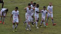 Liga 1, Perseru Serui vs Bali United. (Twitter/Bali United)