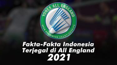 Asa tim bulutangkis Indonesia meraih gelar di ajang All England 2021 terjegal.