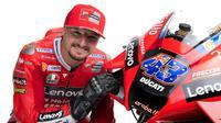 Jack Miller memperkuat tim pabrikan Ducati pada MotoGP 2021. (Istimewa)