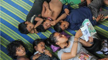 Yohana Marpaung, Pengajar Anak Orang Rimba di Pedalaman Jambi