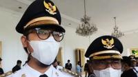 Wali Kota Bukittinggi Erman Safar. (Liputan6.com/ Novia Harlina)