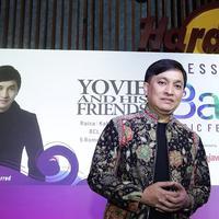 Dua maestro, Yovie Widianto dan David Foster akan bertemu di Batik Music Festival 2019. (Bambang E Ros/Fimela.com)