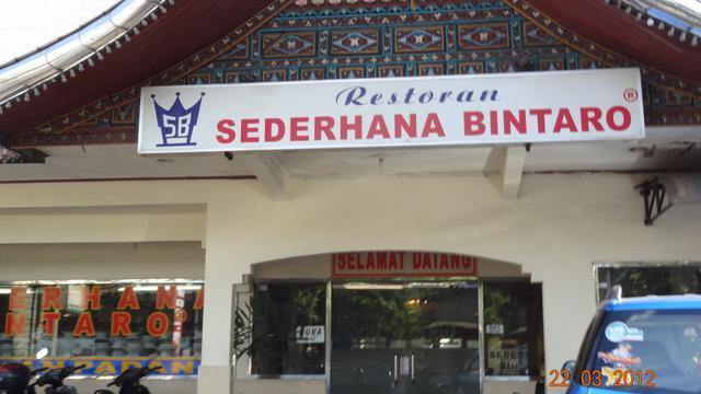 Ini Rahasia Langgengnya Bisnis Rumah Makan Padang News Liputan6 Com