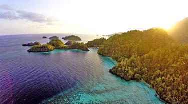 Pulau Labengki, Raja Ampat dalam Versi Mini