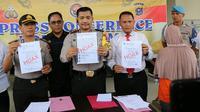 Hoaks kabar penculikan anak di Riau (Liputan6.com/M.Syukur)