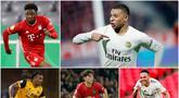 Pemain dengan kecepatan tinggi selalu menjadi senjata ampuh dalam setiap pertandingan game sepakbola. Berikut 10 pemain dengan kecepatan luar biasa di PES 2021.