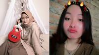 Potret Wanita Mirip dengan Artis Indonesia. (Sumber: Instagram.com/reynafakhira dan Instagram.com/idapurwasih_0803)