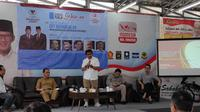 Ketua Relawan Pengawal Pemilu Adhyaksa Dault. (Merdeka.com)