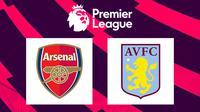Premier League - Arsenal Vs Aston Villa (Bola.com/Adreanus Titus)