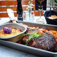 Mockingbird Steak. (Deki Prayoga/Bintang.com)