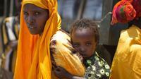 Ilustrasi wanita penduduk asli Kenya (AP/Ben Curtis)
