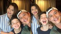 6 Momen Kompak Tamara Bleszynski dan Mike Lewis Asuh Anak Meski Sudah Cerai (Sumber: Instagram/tamarableszynskiofficial)