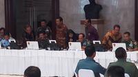 Pelaporan SPT Pajak di Mabes TNI. (Liputan6.com/Ady Nugrahadi)