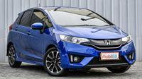 Honda Jazz generasi ketiga yang menjadi model terakhir di Indonesia