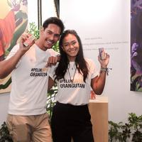 Kiehl's Indonesia #PelukUntukOrangutan / ImAage: Kiehl's exclusive