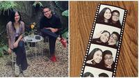 Umay Shahab dan Inarah Syarafina. (Sumber: Instagram/inarahsyarafina dan Instagram/umayshahab)