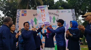 Per 1 Desember 2018, sudah 95,85 persen penduduk Kota Bogor memiliki kartu JKN-KIS dari BPJS Kesehatan. (Foto: Dok BPJS Kesehatan)