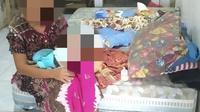 Bayi Tanpa Anus di Probolinggo Butuh Bantuan (Liputan6.com/Dian Kurniawan)