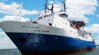ELSA Regent , Kapal seismik berbendera Indonesia milik Elnusa pada bulan Agustus ini lakukan survei seismik 3D di laut Andaman Aceh.