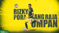 Shopee Liga 1 - Rizky Pora (Bola.com/Adreanus Titus/Faris Kholid)